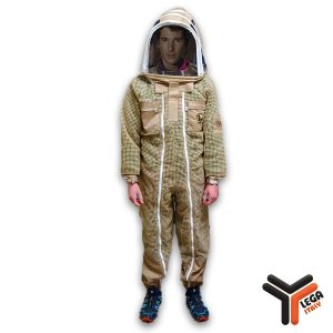 Tuta Astronauta Professional Ventilata con maschera Lega