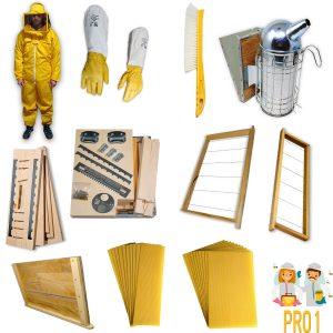 le attrezzature e gli strumenti essenziali per iniziare l'attività dell'Apicoltore