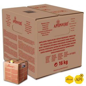 Sciroppo per Apicoltura Apiinvert kg. 16 con tappo dosatore