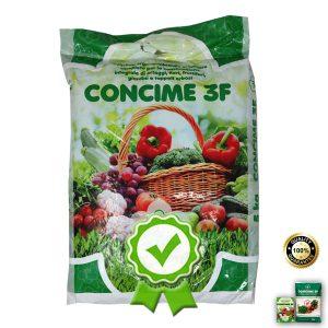 Concime Organico Minerale 3F Universale