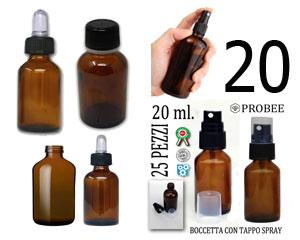 Boccette propoli 20 ml