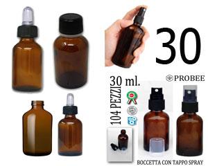 Boccette propoli 30 ml